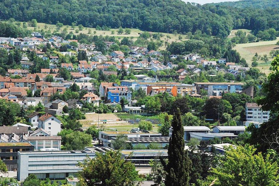 Ortsteil Stetten - Lörrach