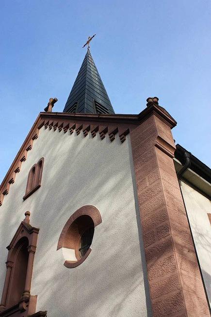 Martin-Luther-Kirche (Hugstetten) - March