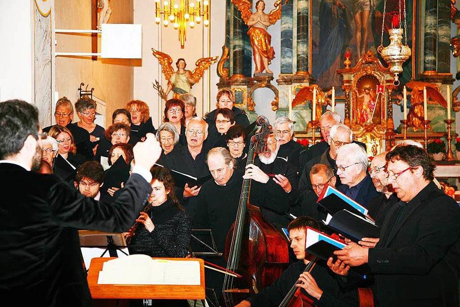 Heilig-Kreuz-Kirche M�nchweier - Ettenheim