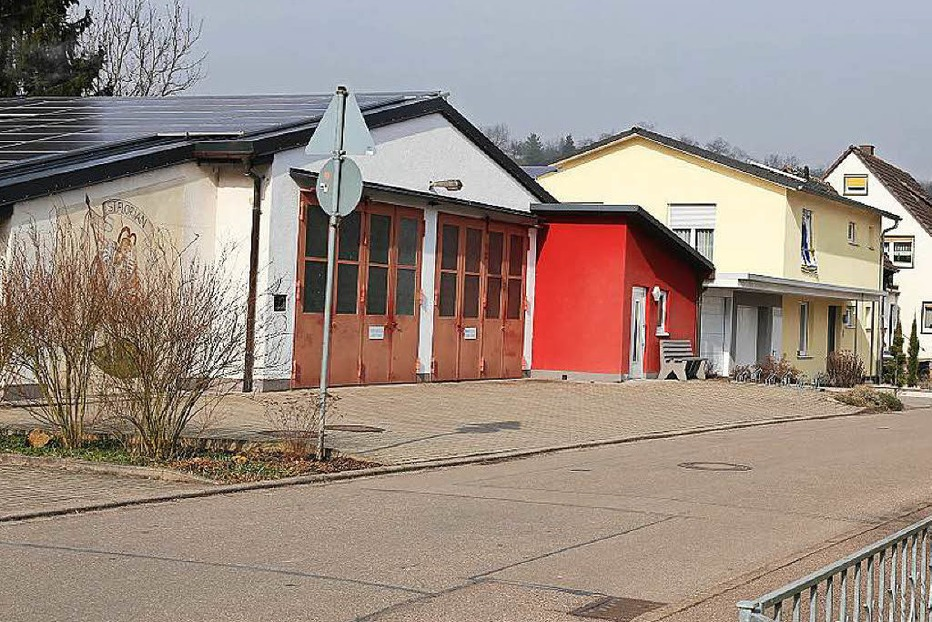 Feuerwehrhaus M�nchweier - Ettenheim