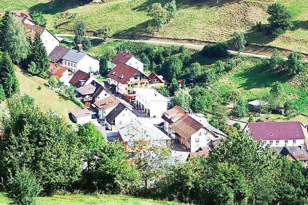 Ortsteil Mambach - Zell im Wiesental