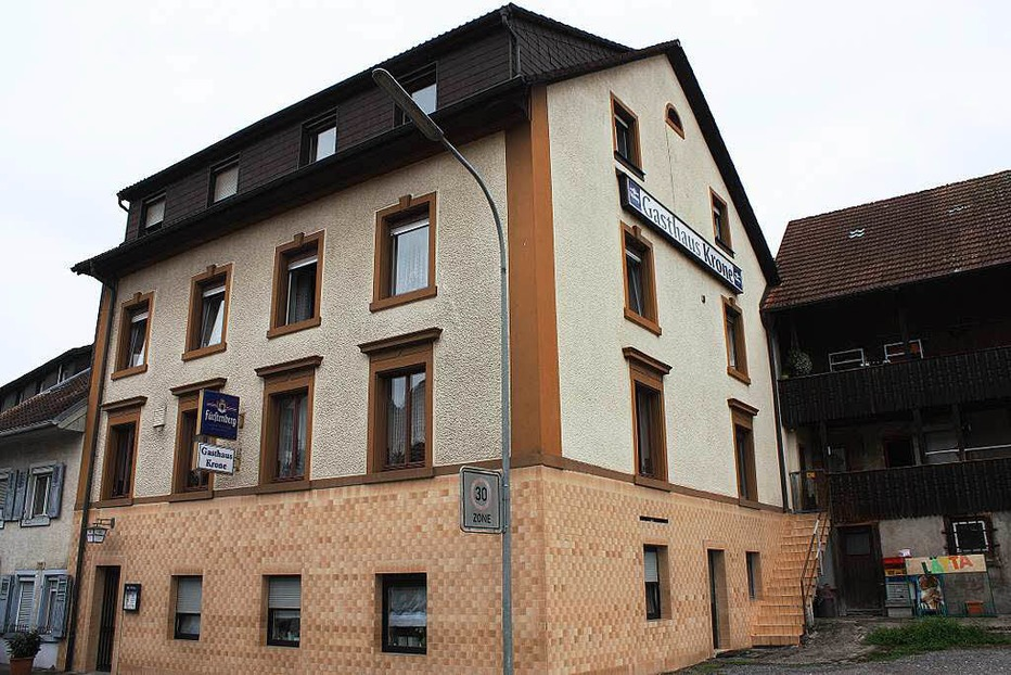 Gasthaus Krone (Öflingen) - Wehr
