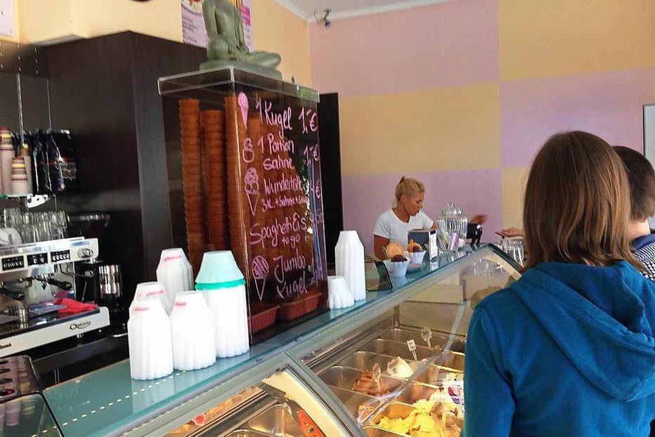 Eiscafé Gelato Gioia - Freiburg