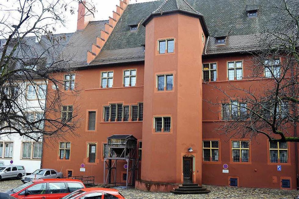 Altes Rathaus - Freiburg