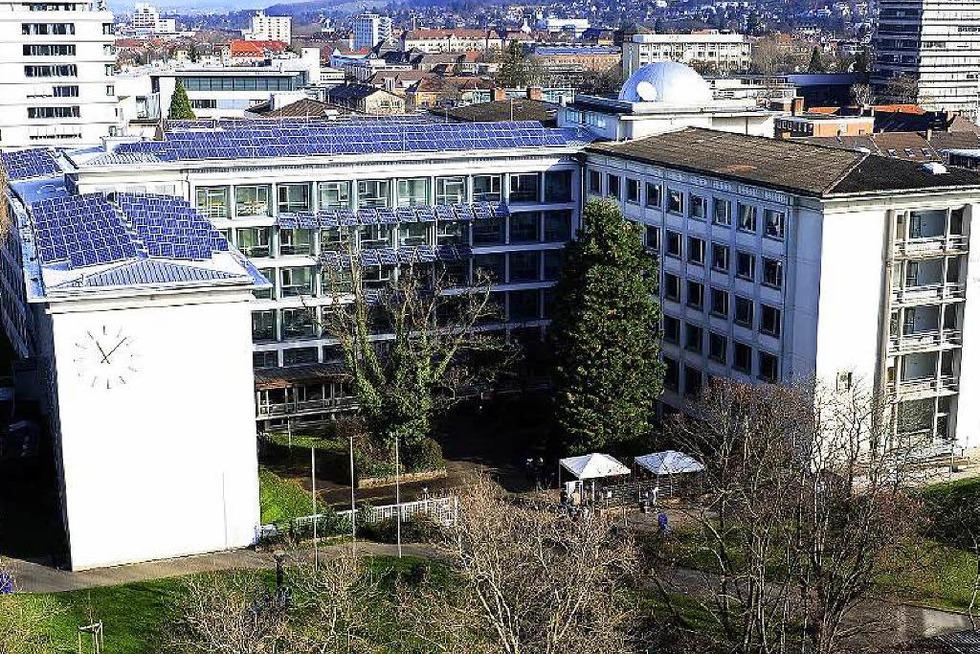 Walther-Rathenau-Gewerbeschule - Freiburg