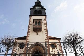 Evangelische Kirche (Bergkirche)
