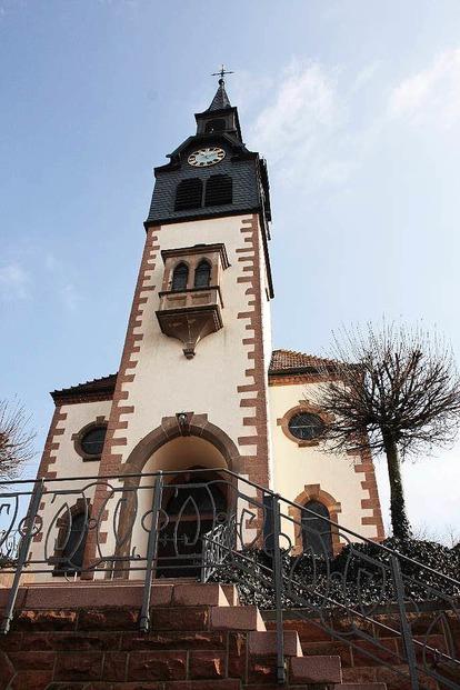 Evangelische Kirche (Bergkirche) - Herbolzheim
