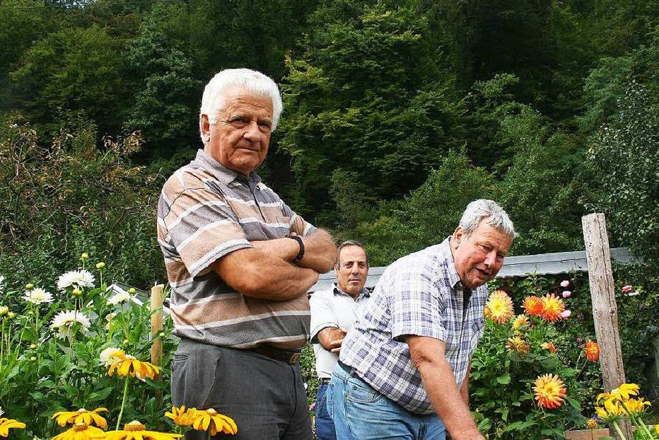 Gartenanlage Kleine Schleife - Schopfheim