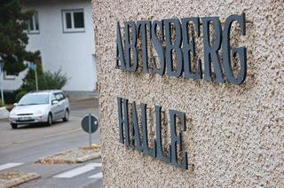 Abtsberghalle (Zell-Weierbach)