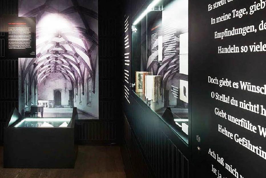 Literaturmuseum im Klosterhof - Maulbronn