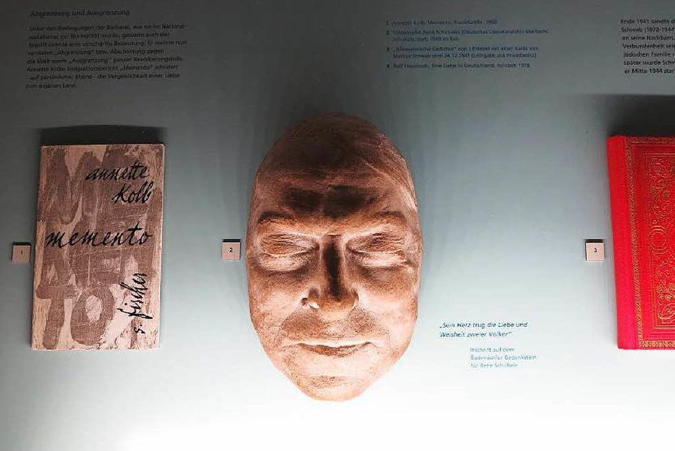 Literaturausstellung im Markgräfler Museum - Müllheim