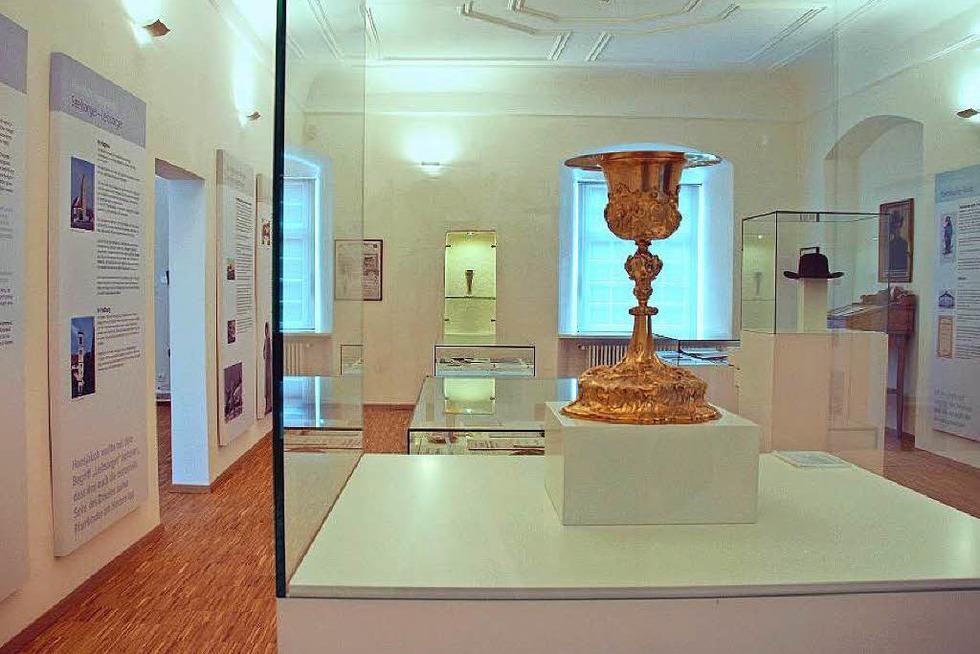 Heinrich-Hansjakob-Ausstellung - Hagnau