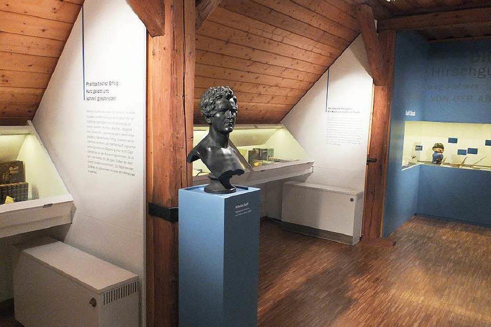 Wilhelm-Hauff-Museum - Lichtenstein-Honau
