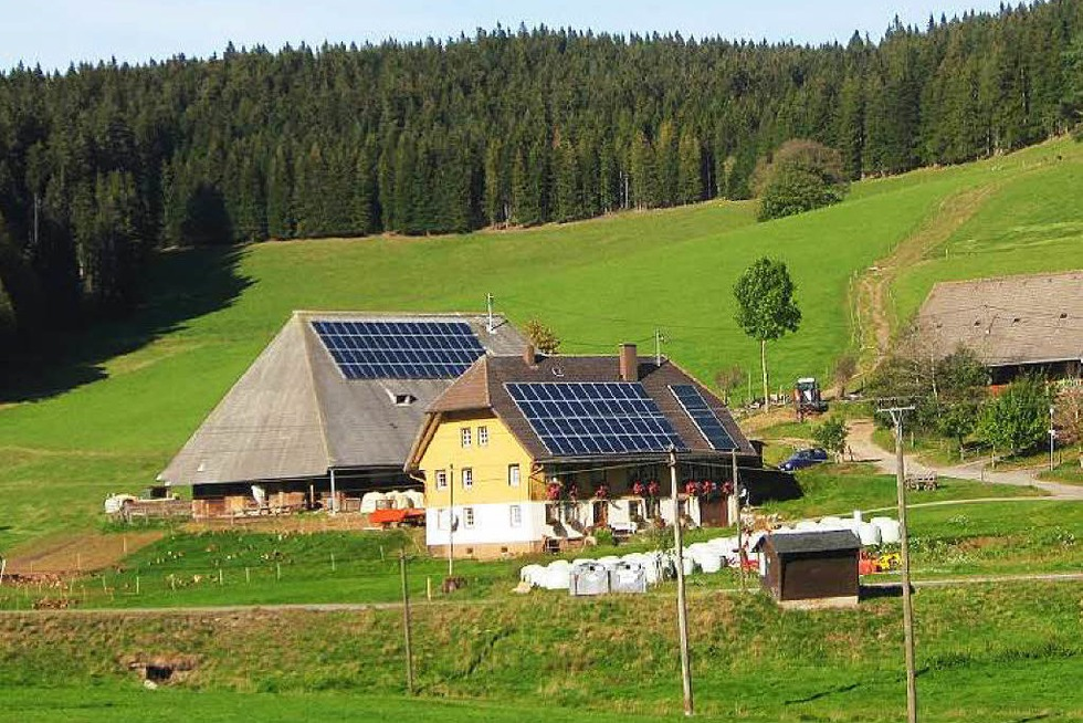 Hinterbauernhof (Linach) - Furtwangen
