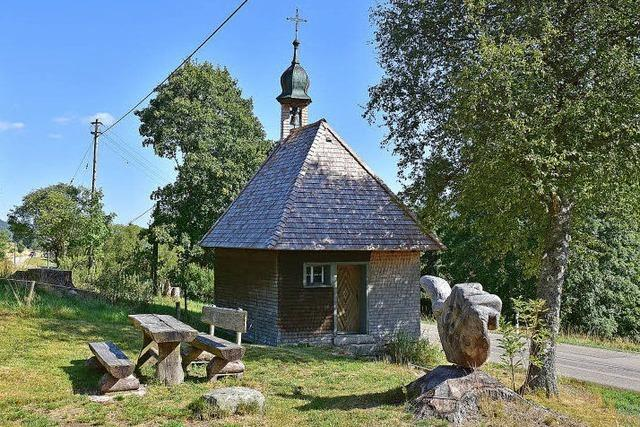 Kleine Kapelle sorgt für Staunen