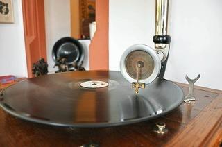 Schellackplatten-Antiquariat Phonopassion