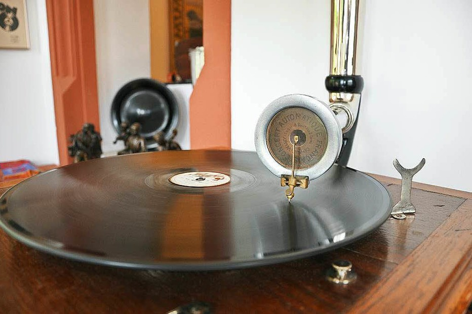 Schellackplatten-Antiquariat Phonopassion - Horben