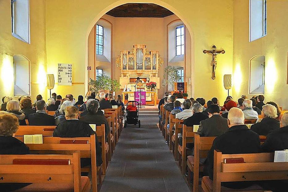 Evang. Kirche - Gundelfingen