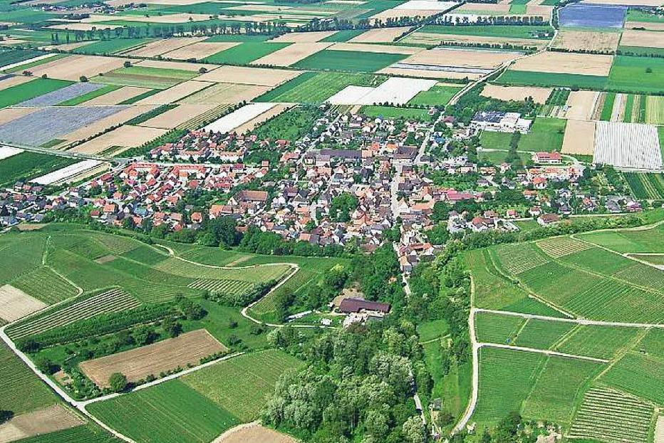 Stadtteil Hügelheim - Müllheim