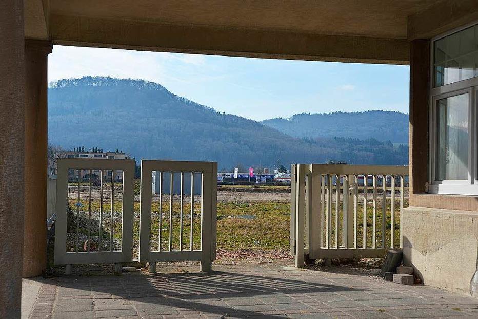 Ehemaliges Brennet-Areal - Bad S�ckingen