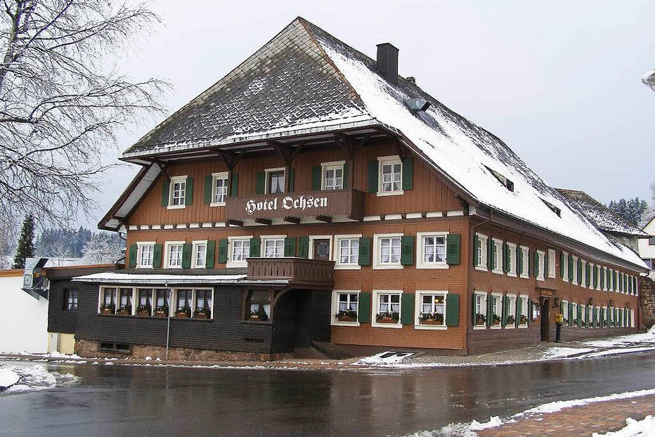 Hotel Ochsen (Saig) - Lenzkirch