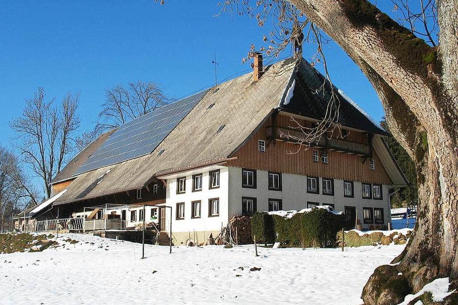 Hierahof (Saig) - Lenzkirch
