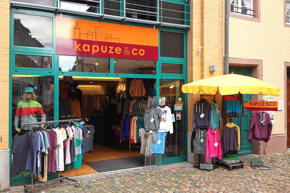Kapuze & Co. - Freiburg