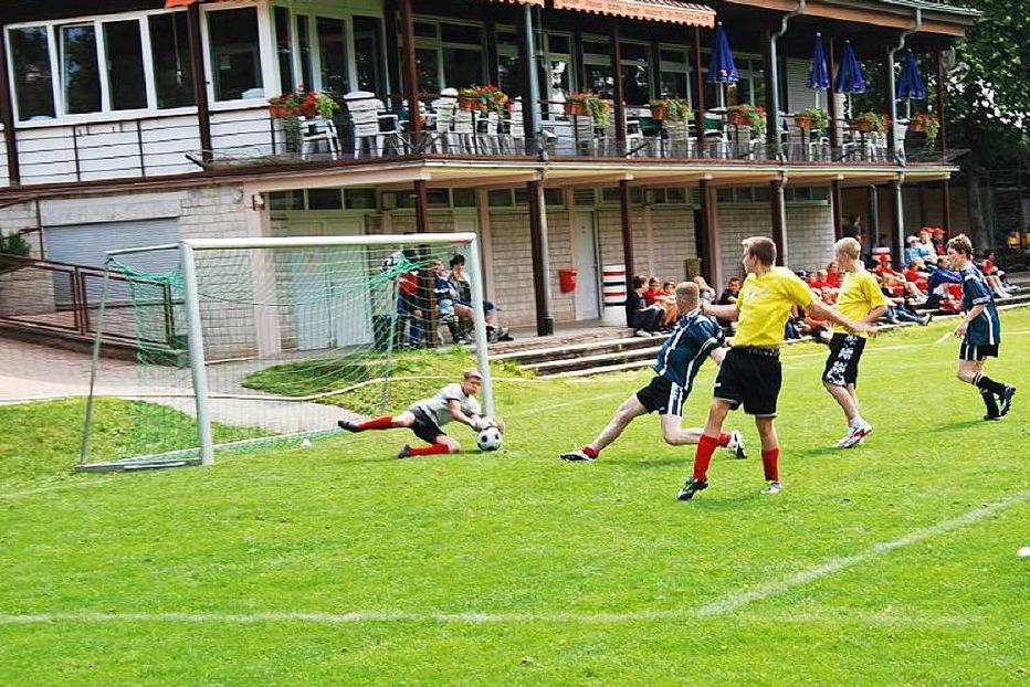 Sportgaststätte Sandgrüble (Gündlingen) - Breisach