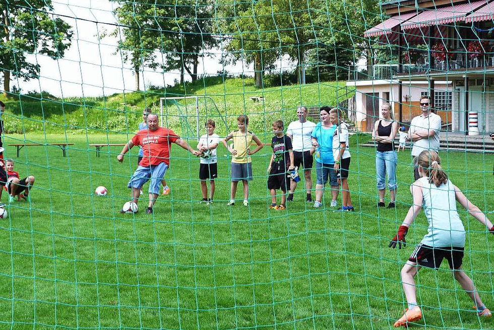 Sportgelände Sandgrüble (Gündlingen) - Breisach