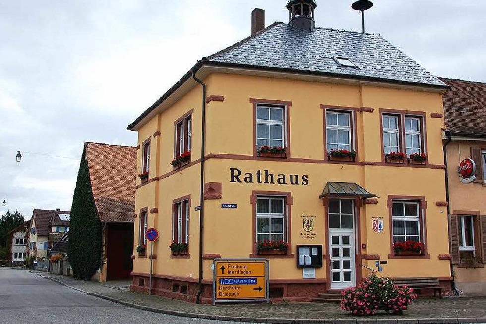Rathaus Gündlingen - Breisach