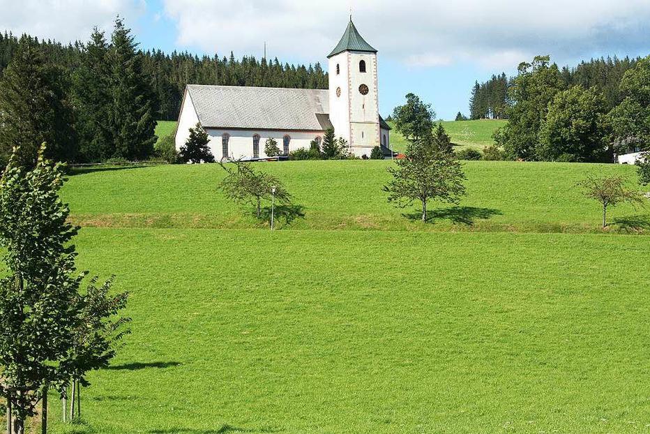 Pfarrkirche St. Johannes - Breitnau
