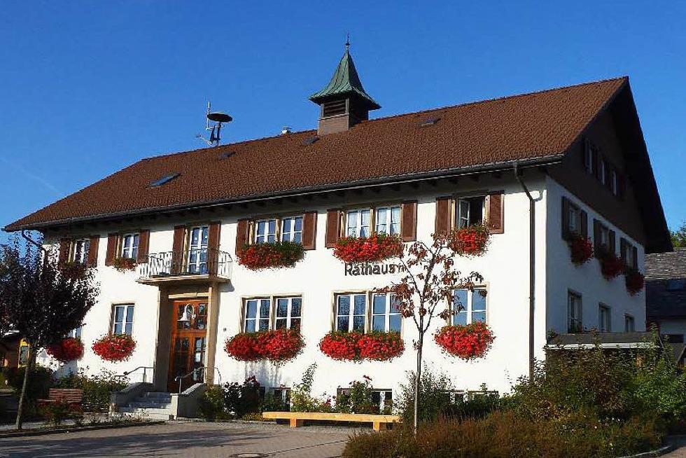 Rathaus - Breitnau