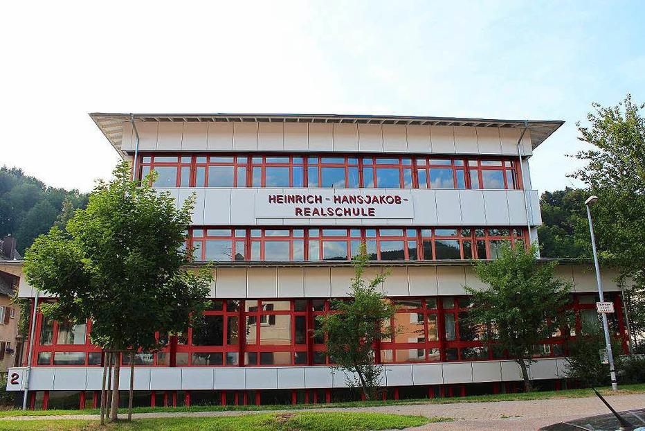 Heinrich-Hansjakob-Realschule - Elzach