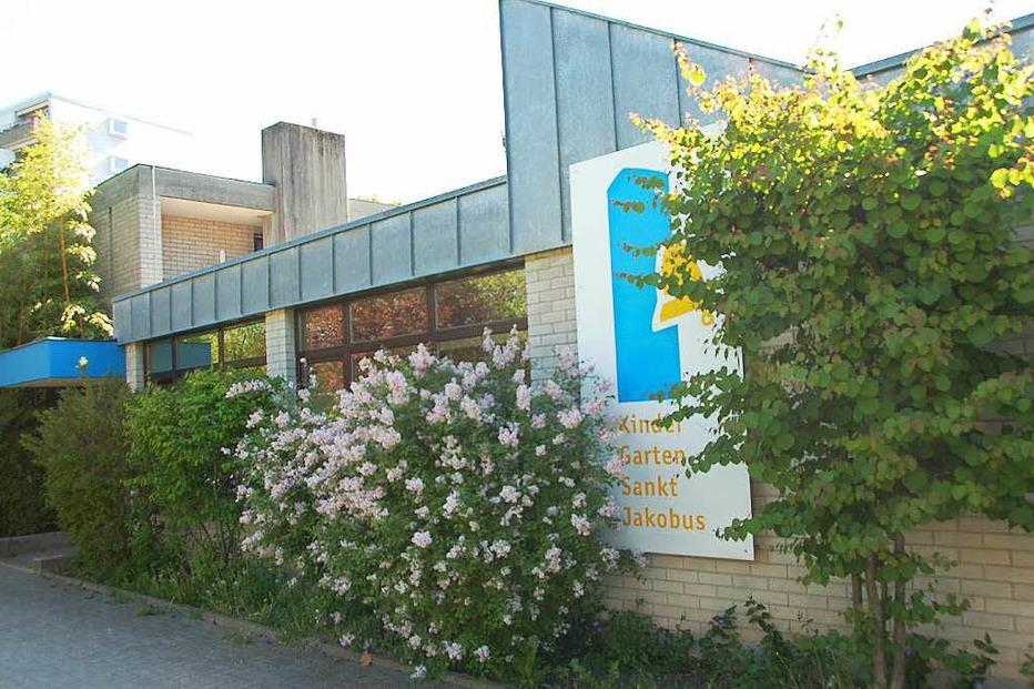 Kath. Kindergarten St. Jakobus - Denzlingen
