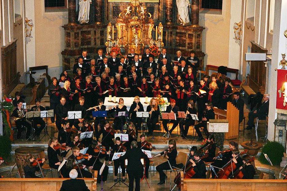 Pfarrkirche St. Jakobus - Kappel-Grafenhausen