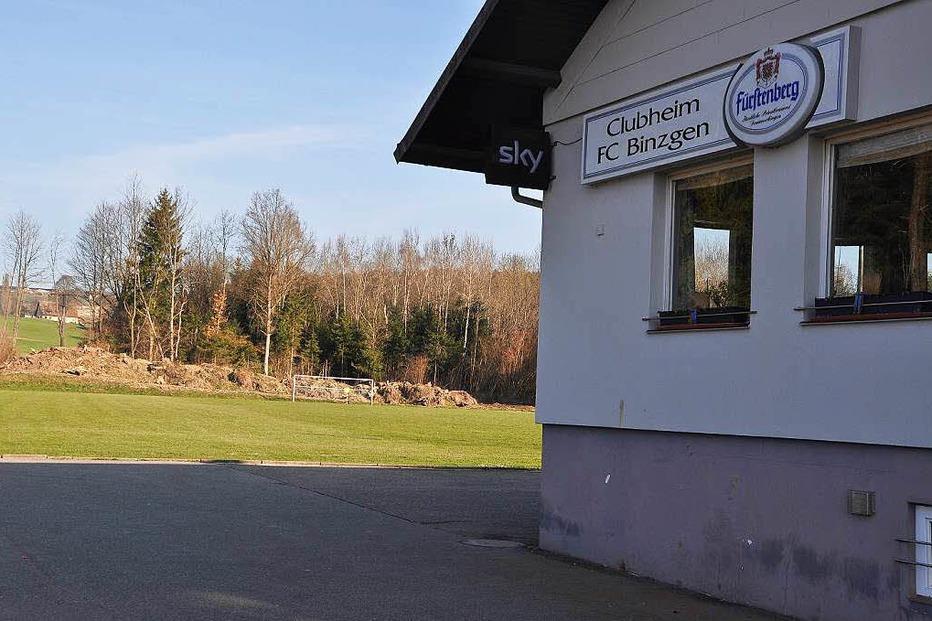 Sportplatz (Binzgen) - Laufenburg (Baden)