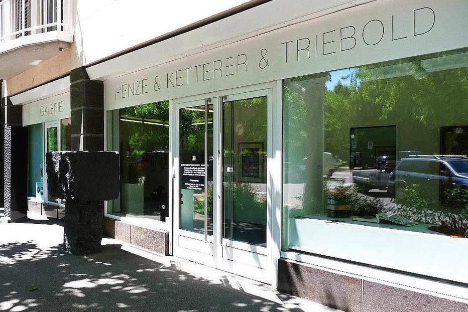 Galerie Henze & Ketterer & Triebold - Riehen