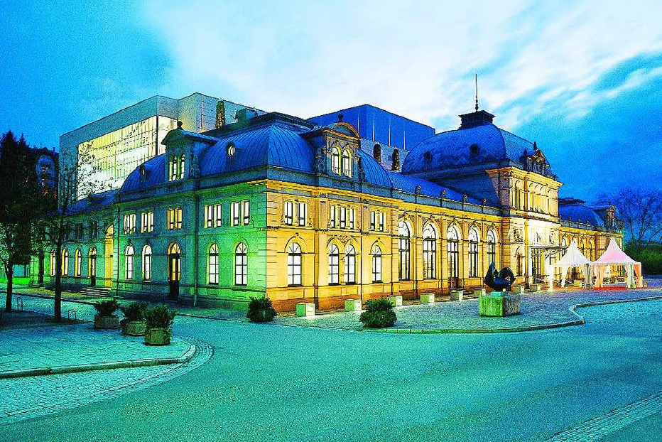 Festspielhaus Baden-Baden - Baden-Baden