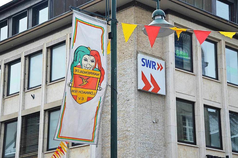 SWR-Regionalbüro Lörrach - Lörrach