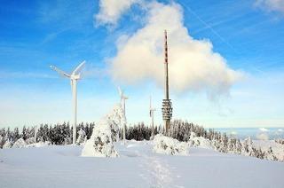SWR-Funkturm (Hornisgrinde)