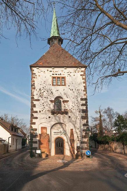 Radbrunnen auf dem Münsterberg - Breisach