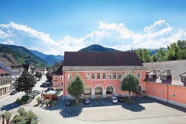 Altes Schloss am Marktplatz
