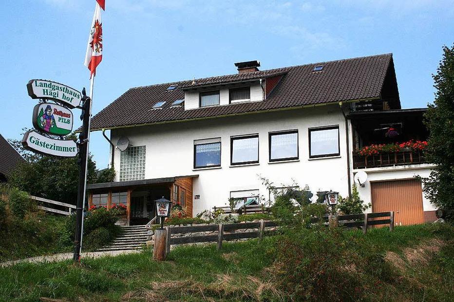 Landgasthaus Hägihof (Gersbach) - Schopfheim