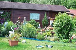 Vereinsheim Kleingartenverein Wühlmäuse Herten