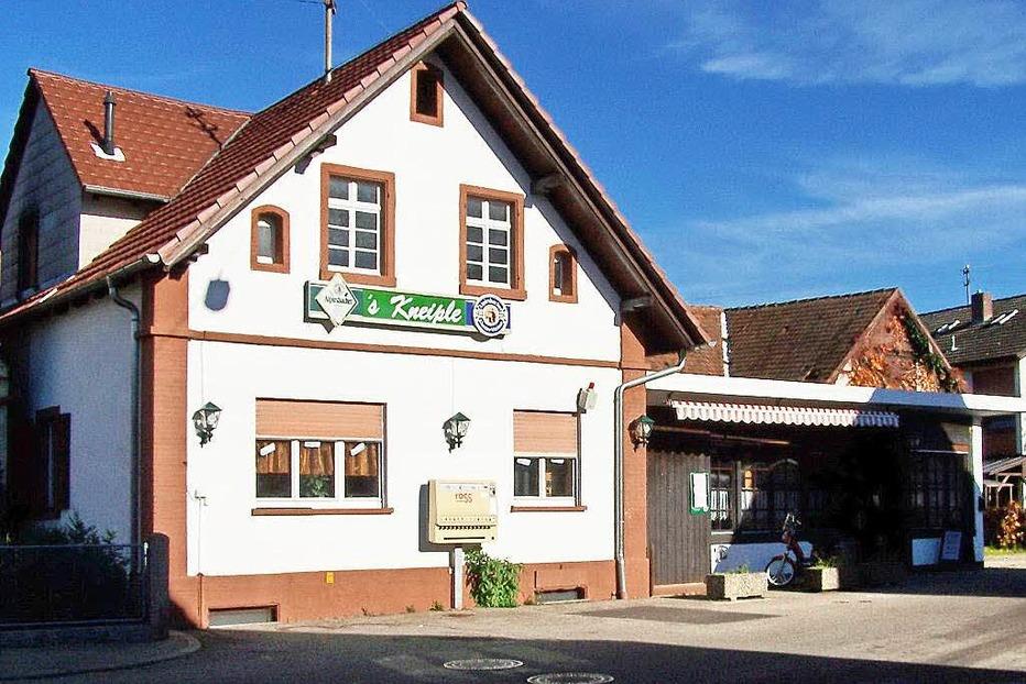 Gasthaus s'Kneiple (Ichenheim) - Neuried