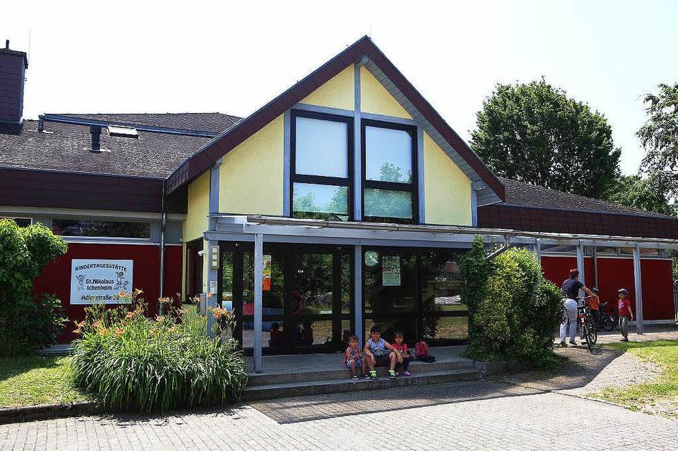 Kath. Kindergarten Sankt Nikolaus (Ichenheim) - Neuried