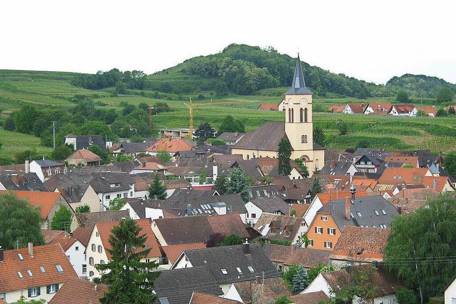 Ortsteil Oberrotweil - Vogtsburg