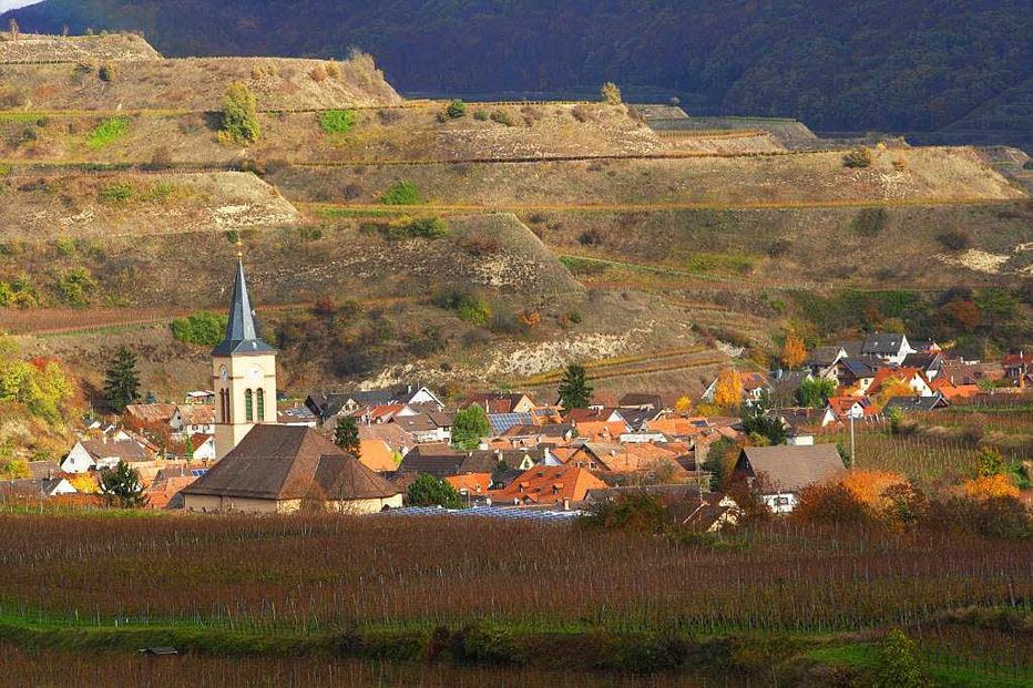 Kirche St. Johannes (Oberrotweil) - Vogtsburg