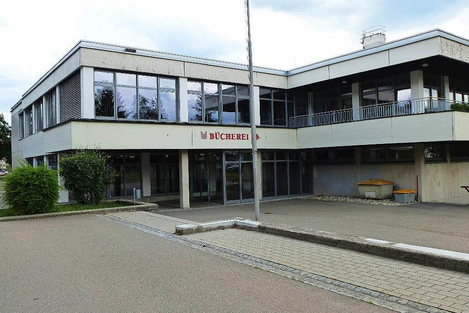 Bibliothek im Gemeinschaftshaus Neustadt - Titisee-Neustadt