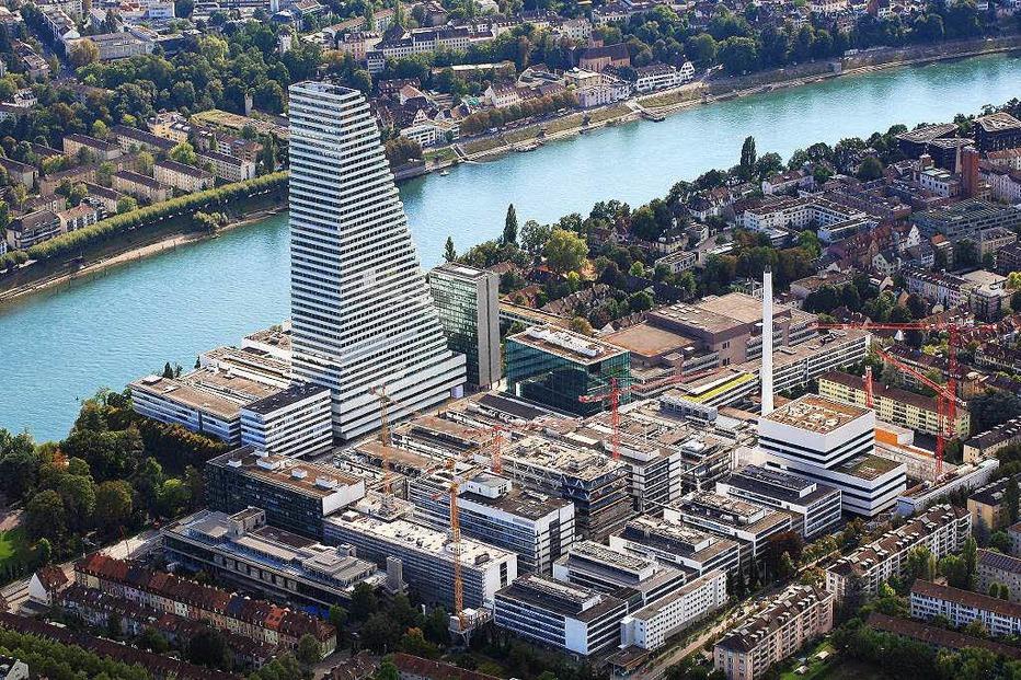 Roche-Turm - Basel
